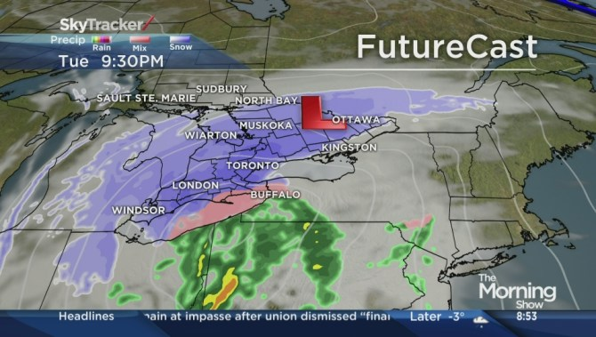 Winter Storm Southern Ontario: Toronto Braces For Snowfall As Winter Weather Arrives