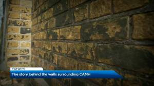 The story behind the walls surrounding CAMH
