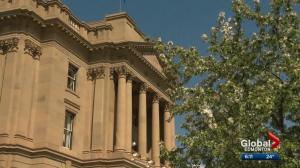 Spring legislative session wraps up in Alberta