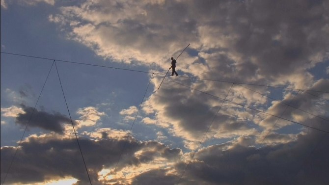 Nik Wallenda considering Florida circus high-wire fall which left five injured - Nationwide Nik Wallenda considering Florida circus high-wire fall which left five injured - Nationwide wallenda