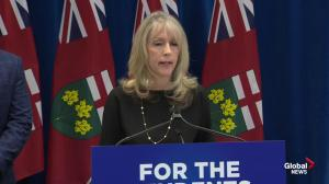 Ontario announces changes to student fees