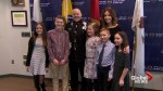 Saint John police officer, nurse recognized for quick thinking, live saving actions