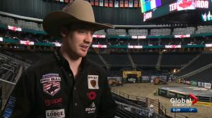 On The Road at PBR: Byrne Brothers