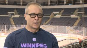 Holiday Traditions: a Global News sit-down with Winnipeg Jets Coach Paul Maurice