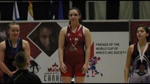 Kingston Wrestler wins gold at nationals