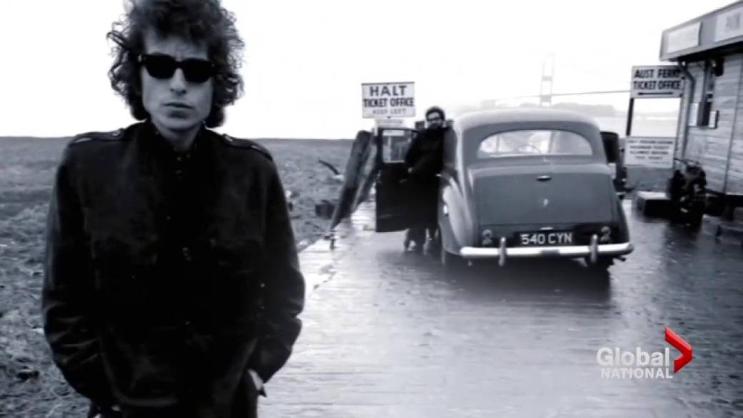 Click to play video 'The times they are a-changin' as Bob Dylan wins Nobel Prize for Literature'