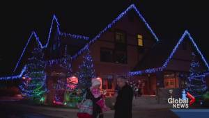 Ronald McDonald House lights up for the holidays