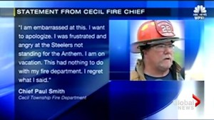 Outrage after Pennsylvania fire chief uses racial slur against Steelers coach Mike Tomlin