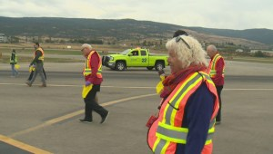 YLW aims to keep foreign objects off runway