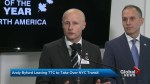 Andy Byford steps down as CEO of the TTC