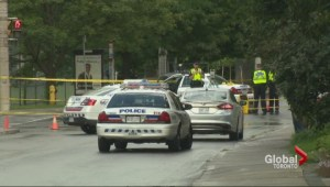 Young girl dies after being hit by car in Leaside