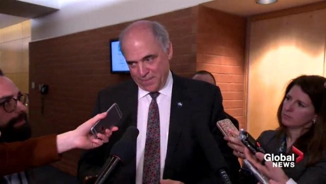 Quebec economy minister defends himself against ethics allegations