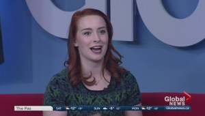 Sound of Music preview on Global News Morning