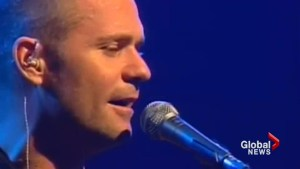The Tragically Hip lead singer Gord Downie to play on while battling brain cancer