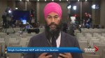 One-on-one with new NDP leader Jagmeet Singh