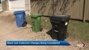 Black cart collection changes being considered by Calgary council