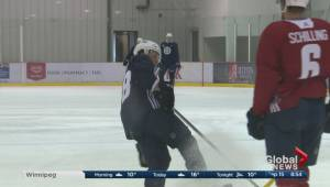 Winnipeg Jets fans can test their fitness against the pros at the 2017 Fan Fest