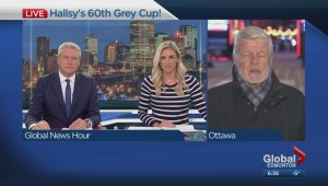 Canadian football broadcaster talks about attending 60 Grey Cups