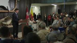 Trudeau announces new Arctic protection areas