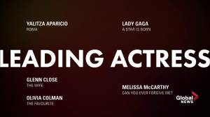 91st Academy Award Nominations: Best Leading Actress