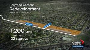 Holyrood neighbourhood concerned about redevelopment