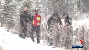 Calgary police believe evidence burned in suspected double homicide