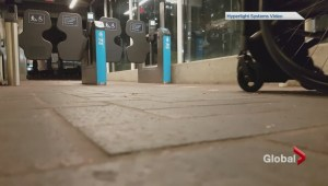 TransLink disabled fare gate solution