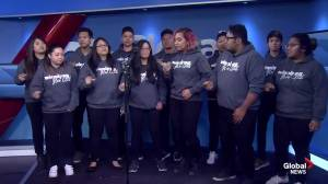 The Winnipeg Glee Club benefit concert to support Winnipeg Harvest (03:55)