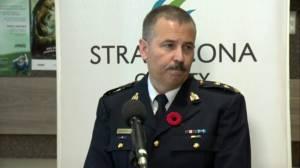 RCMP Supt. Dave Kalist questioned after releasing few details about Sherwood Park investigation