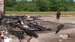 Kanesatake struggles after youth centre burns down