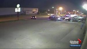 Surveillance video offers new glimpse into officer-involved shooting