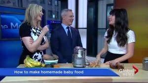 Quick, easy, and cost-saving homemade baby food ideas