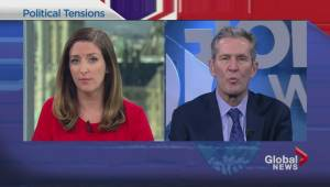 Extended interview with Manitoba Premier Brian Pallister