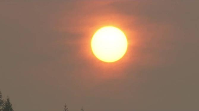 The weather is literally smoke': air quality worsens in Metro