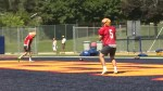 The Queen's football Gaels open training camp