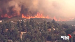 California wildfires are forcing evacuations in multiple areas