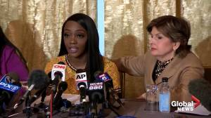 R. Kelly accuser says she wanted to 'speak her truth'