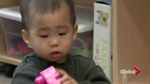 Researchers studying benefits of early help for children with autism