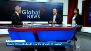 The Panel: Should Jody Wilson-Raybould clear the air on SNC-Lavalin?