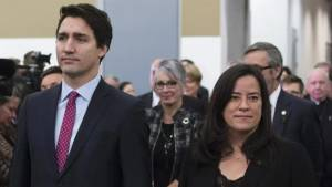 Trudeau denies Wilson-Raybould's version of SNC saga
