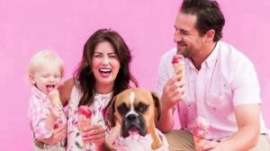 Jillian Harris is a Canadian social media influencer who says 'I used to think social media was bogus'