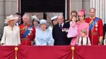 Who ranks as the most popular royal among Canadians?