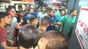 Israeli tank shell kills 2 Hamas men in Gaza after border flare-up