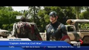 Movie reviews: Captain America: Civil War, The Meddler