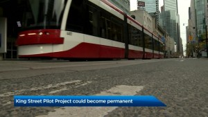Executive committee votes unanimously to make King St. pilot project permanent