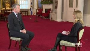 Nova Scotia premier Stephen McNeil reflects on 2018
