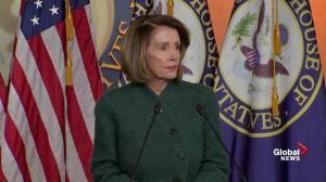 Nancy Pelosi: The President doesn't believe in governance