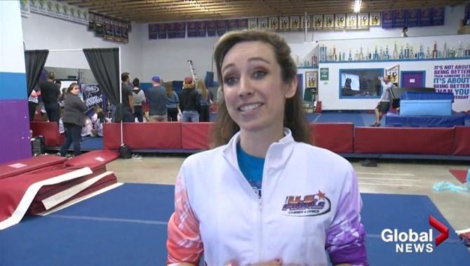 Okanagan Firestorm Cheerleaders win world championship title