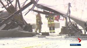 Alberta wood pellet plant suspends operations after explosion
