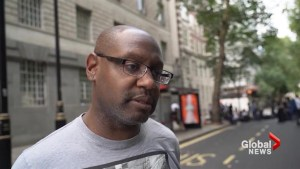 Witness says parliament attack makes him question living in London